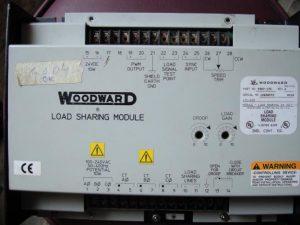 WoodWard Load Sharing Module