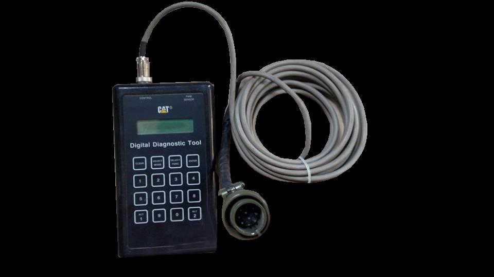 Utilization Of Caterpillar Digital Diagnostic Tool (DDT) Meter