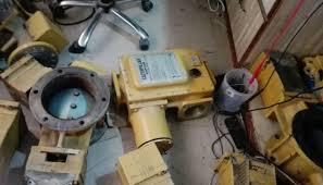 Faulty Raptor Fuel Metering Valve